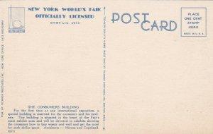 New York World's Fair 1939 Consumer Interests Building sk1902