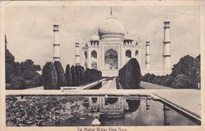 Taj Mahal Water View Agra, Uttar Pradesh, India, PU-1936