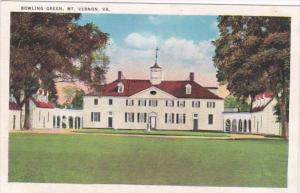 Virginia Mount Vernon Bowling Green