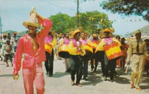 St Thomas Roas'-A-Time Bam-Bou-Shay Carnival Time 1956