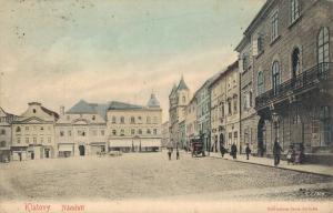 Czech Republic Klatovy Námesti 02.45