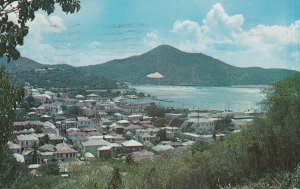 ST THOMAS , Virgin Islands , U.S.A. , 1963