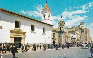 BOGOTA, Colombia, 1950-1960s; Iglesia De La Veracruz