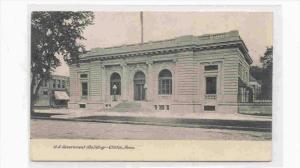 US Government Building, Clinton, Iowa, Pre-1907