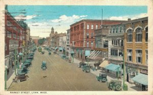 USA Market Street Lynn Massachusetts 06.83