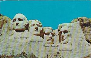 South Dakota Mountain Rushmore NAtional Memorial