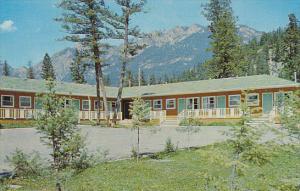 Canada Andy's Deluxe Motel Radium Hot Springs British Columbia