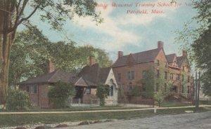 PITTSFIELD, Massachusetts, 1900-10s; Bishop Memorial Training School for Nurses