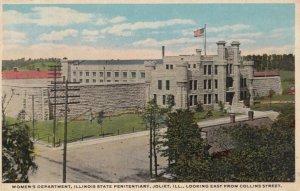 Joliet , Illinois , 1910s ; Woman's Prison