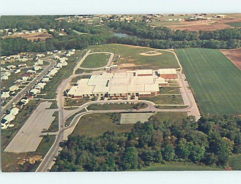 Chrome HIGH SCHOOL SCENE Dover Delaware DE AG6456