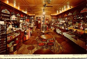 Indiana Indianapolis State Fairgrounds Hook's Historical Drug Store and ...