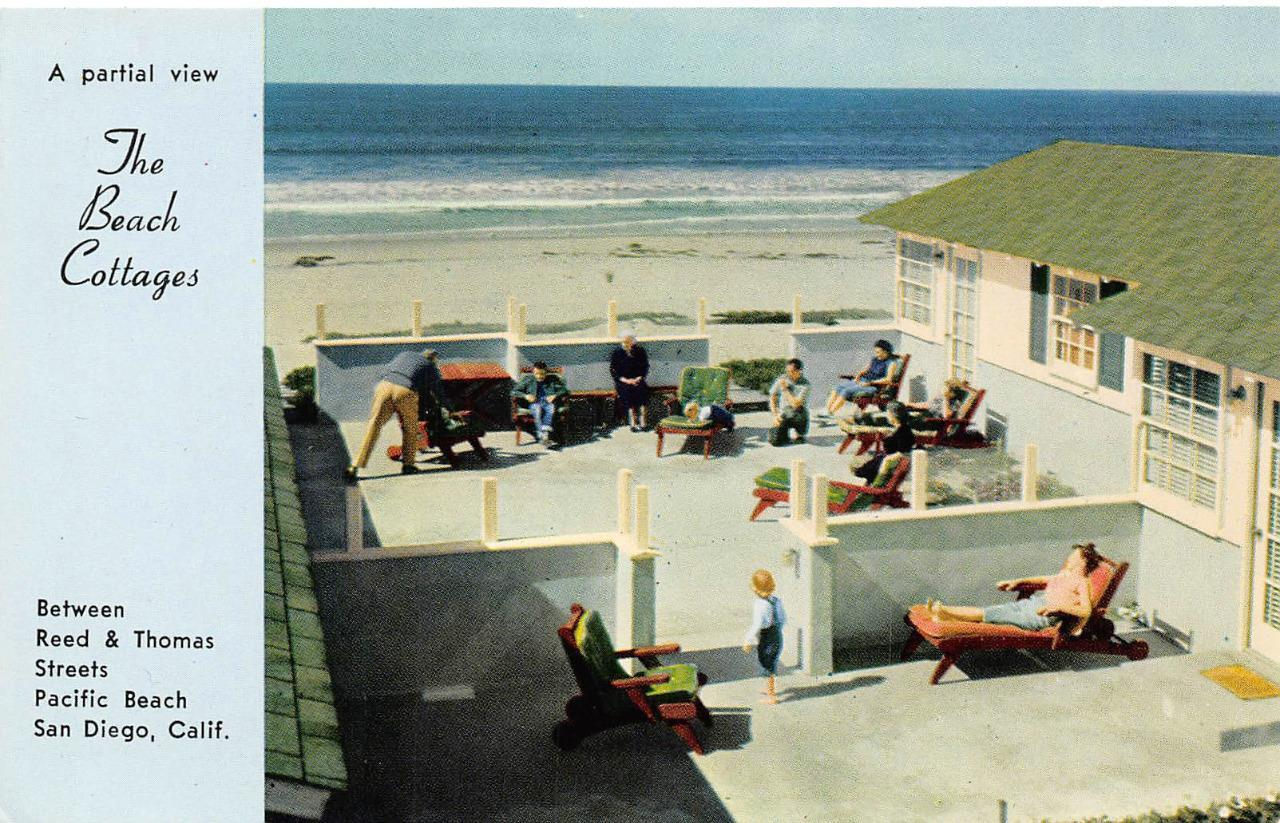 The Beach Cottages Pacific San