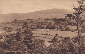Partial View Of Beamsley Beacon, Yorkshire, England, UK, 1900-1910s