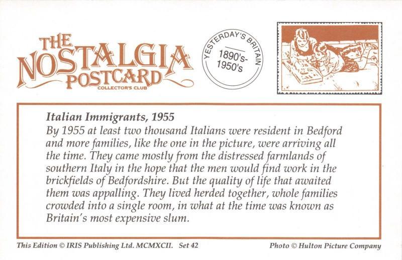Nostalgia - p. I (Italian Edition)