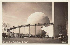 RP: New York World´s Fair 1930s ; The Perisphere
