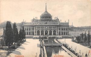 India Lucknow, Bara Imambara (Asaf-ud-Daula)