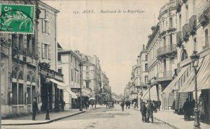 France Agen Boulevard De La République 03.28