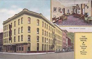 Pennsylvania Warren Carver Hotel