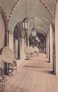 Corridor , Broadmoor Hotel, Colorado Springs, Colorado, 00-10s