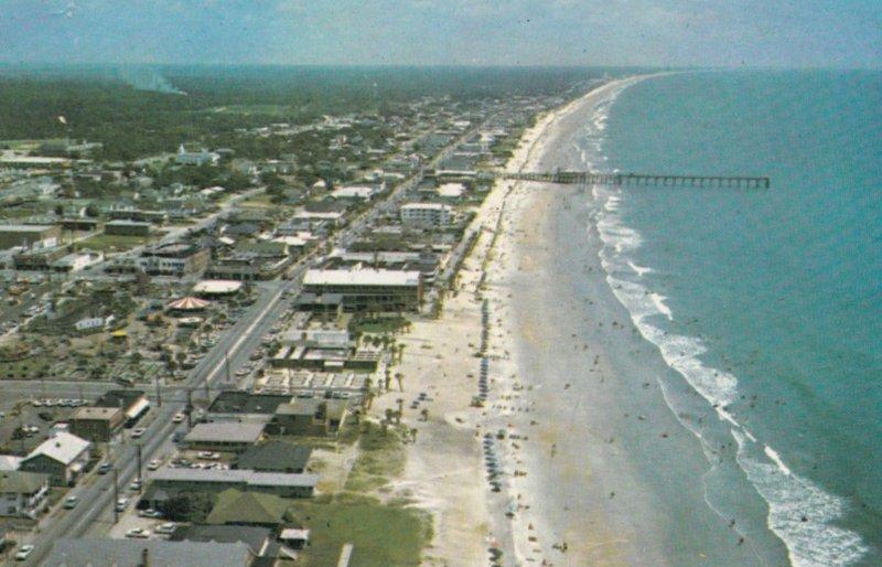 MYRTLE BEACH , South Carolina, 1950-60s ; Aerial View