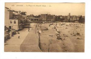 La Plage Et La Nouvelle Digue, Dinard (Ille-et-Vilaine), France, 1900-1910s