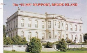 Rhode Island Newport The Elms Built 1901