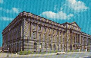 Cuyahoga County Court House Cleveland Ohio