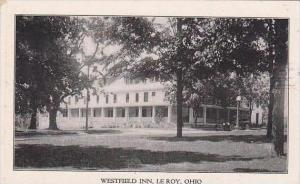 Ohio Le Roy Westfield Inn Albertype