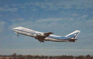 Aerolineas Argentinas Boeing 747-287B