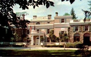New York HYde Park Home Of President Franklin D Roosevelt