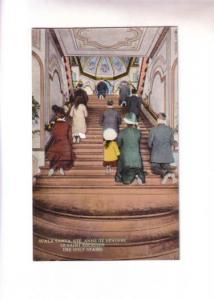 People Kneeling Holy Stairs Ste Anne d Beaupre Quebec, Published by Church Store