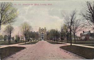 School For The Blind Lansing Michigan