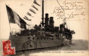 CPA Les Fetes du HAVRE-Le Dupetit THOUARS (348903)