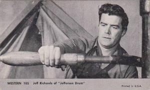 Cowboy Arcade Card Jeff Richards Of Jefferson Drum