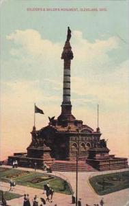 Ohio Cleveland Soldiers &  Sailors Monument