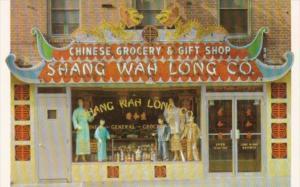 Maryland Baltiomre Shang Wah Long Company Chinese Grocery and Gift Shop