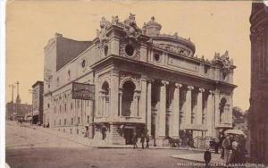 Missouri Kansas City Willis Wood Theatre 1913