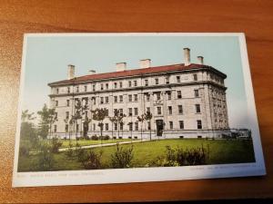 Gould Hall, New York University Detroit Publishing Company Phostint 8177