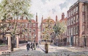 Field Court , Grays Inn , UK , 00-10s ; Artist Charles F. Fowler