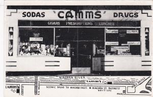 Camm's Drug Store , FORT ERIE , Ontario , Canada , PU-1952