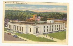 New Post Office, Charleston, West Virginia, PU-1953