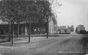 Cresco Pennsylvania Lackawanna Station #10451 1911 Postcard 20-8961