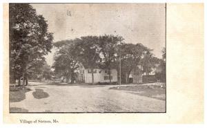 Maine  Stetson Village