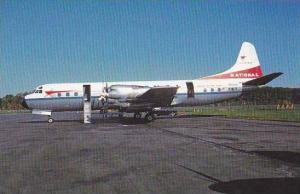 NATIONAL AIRLINES LOCKHEED L188A ELECTRA