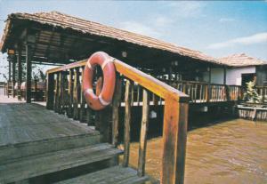 Laguna de SINAMAICA, Venezuela; Edificio Zulia, 50-70s