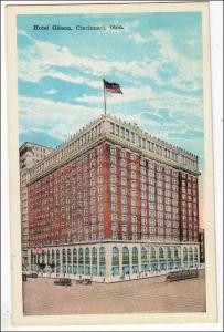 Hotel Gibson, Cincinnati Ohio
