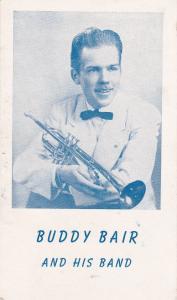 Buddy Blair & His Band , COLOME , South Dakota , 20-40s