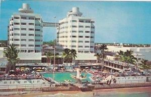 Miami Beach, Florida , PU-1970 ; Sherry Frontenac Hotel