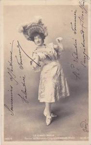 Dance Le Cake Walk Danse au Noveau Cirque Les Soeurs Peres 1903