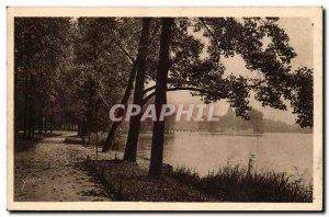 Lyon - Park Site D & # 39Or- Old Postcard